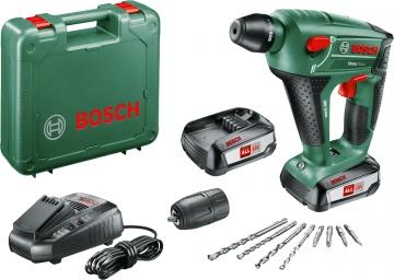 Bosch UNEO MAXX 18 V 2,5 AH Kırıc Delici (Çift Akü)