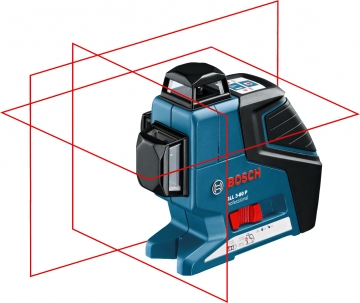 Bosch GLL 3-80 P Professional Çok Yönlü Çizgi Lazeri