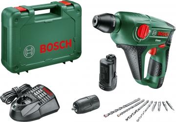 Bosch UNEO 12 LI 2,5 AH Kırıc Delici (Çift Akü)