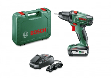 Bosch PSR 14,4 LI-2 Akülü Vidalama Makinesi - 2,5 Ah Tek Akü