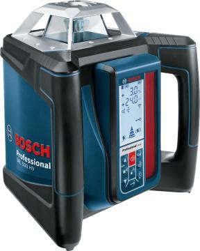 Bosch GRL 500 HV + LR 50 Professional Rotasyon Lazeri
