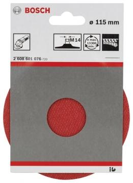 Bosch 115 mm M14 Kağıt Zımparalar için Taban
