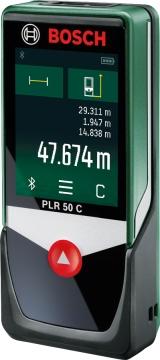 Bosch PLR 50 C Lazerli Uzaklık Ölçer