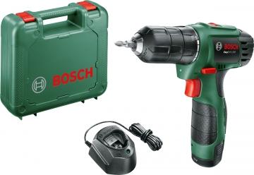 Bosch Easy Drill 1200 Akülü Delme/Vidalama Makinesi 1,5 AH (Tek Akü)