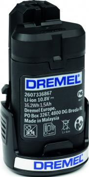 DREMEL® 875 10,8V Li-ion Pil Paketi (875)