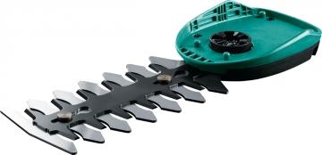 Bosch Yeni ISIO III (Eski ISIO\'lar ile uyumlu değildir) Yedek topiari kesme bıçağı 12 cm