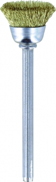 DREMEL® Pirinç fırça 13 mm (536)