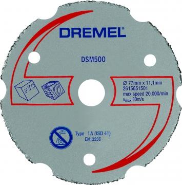 DREMEL® DSM20 çok amaçlı karpit kesme diski (DSM500)