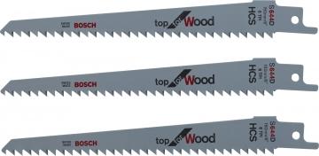 Bosch KEO 3\'lü Ahsap bıçak seti