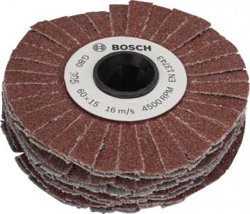 Bosch PRR 250 ES Esnek Rulo Zımpara Aksesuarı