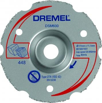 DREMEL® DSM20 çok amaçlı karpit bitişik kesme diski (DSM600)