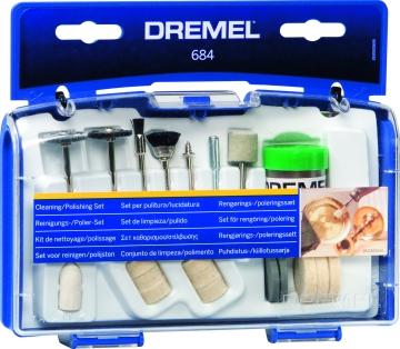 DREMEL® Temizleme / parlatma seti (684)