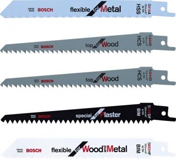 Bosch KEO 5\'li Ahsap bıçak seti