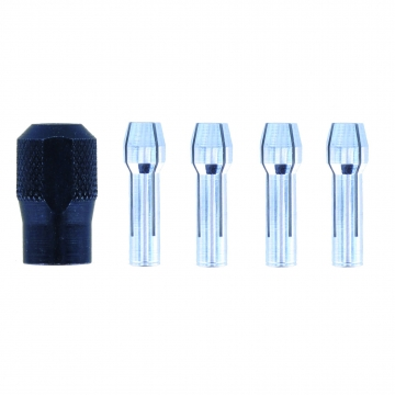 DREMEL® Pensetler (3,2 mm) ve bir penset somunu (4485)