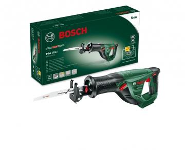 Bosch PSA 18 LI Akülü Panter Testere (Baretool)
