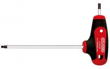 K11 Serisi T Saplı Topbaşlı Allen Anahtarlar