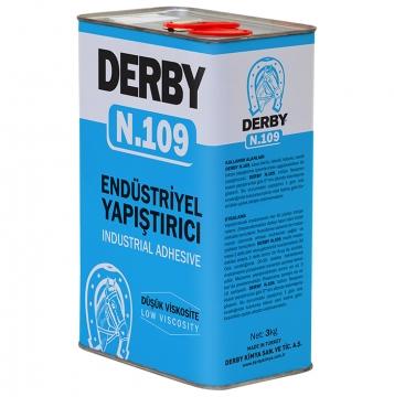Derby Kontak Yapıştırıcı N.109/5  3 kg.