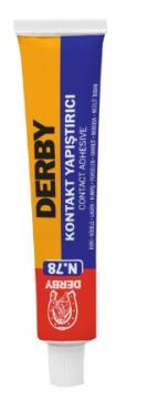 Derby Yapıştırıcı N.78  40 gr.