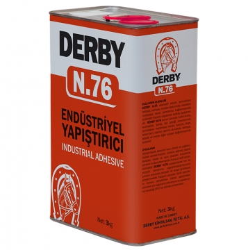 Derby Kontak Yapıştırıcı N.76/5  3 kg.