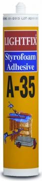 A-35 AKRİLİK STRAFOR YAPIŞTIRICI