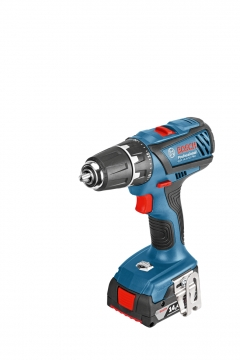 Bosch Professional GSR 14,4-2-LI Plus 2 Ah Akülü Delme/Vidalama - Çantalı