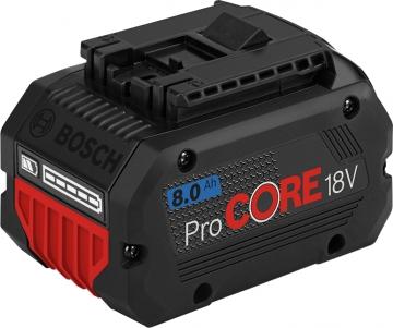 Bosch Professional ProCore18V 8,0 Ah Akü