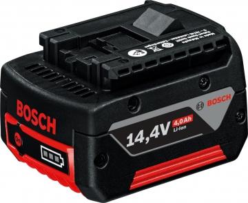 Bosch Professional GBA 14,4 Volt M-C 4 Ah Li-ion Akü