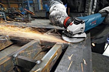 Bosch Professional GWS 18-150 L Avuç Taşlama Makinesi